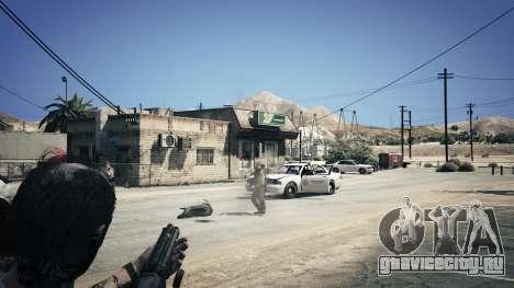 UTAS из Battlefield 4 для GTA 5 шестой скриншот