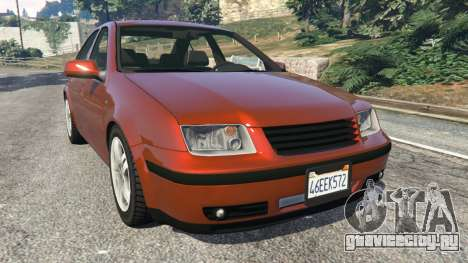 Volkswagen Bora для GTA 5