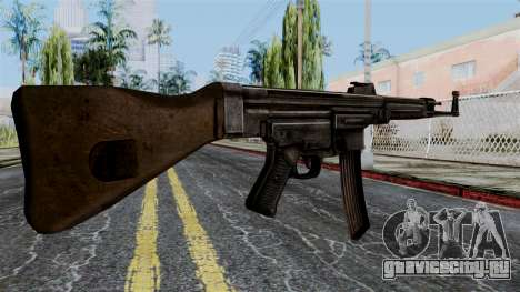StG 44 from Battlefield 1942 для GTA San Andreas второй скриншот