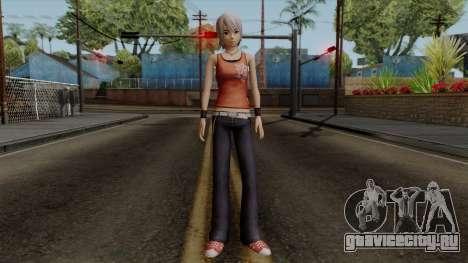 Ashley Robbins - The Another Code R для GTA San Andreas второй скриншот
