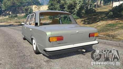 ВАЗ-2101 v0.1 для GTA 5