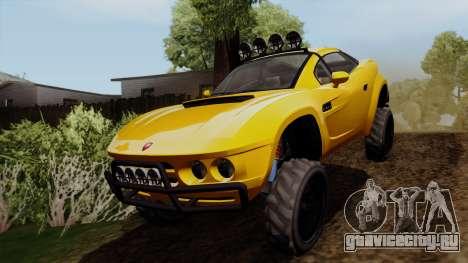 GTA 5 Coil Brawler для GTA San Andreas