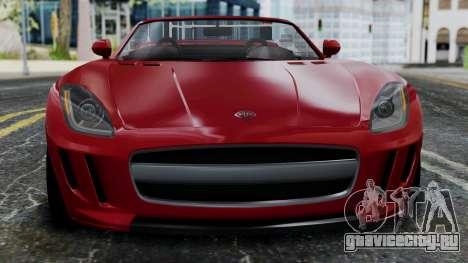 GTA 5 Benefactor Surano v2 IVF для GTA San Andreas вид изнутри
