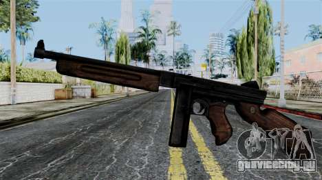 Thompson from Battlefield 1942 для GTA San Andreas