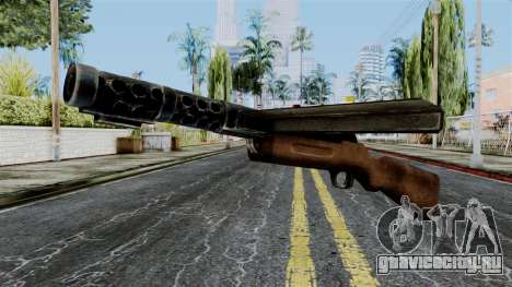 MP18 from Battlefield 1942 для GTA San Andreas