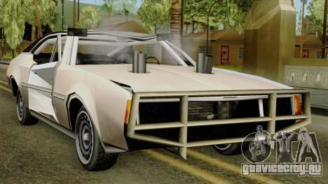 Derby-Clover Beta v1 для GTA San Andreas