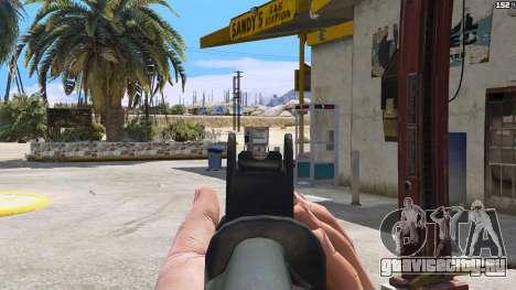 САЙГА из Battlefield 4 для GTA 5 четвертый скриншот
