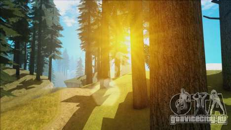 Fantastic ENB для GTA San Andreas четвёртый скриншот