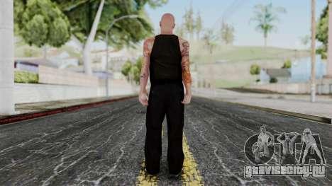Alice Baker Old Member для GTA San Andreas третий скриншот