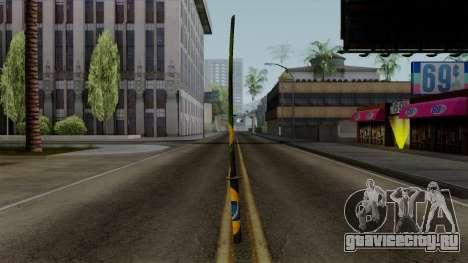 Brasileiro Katana v2 для GTA San Andreas второй скриншот