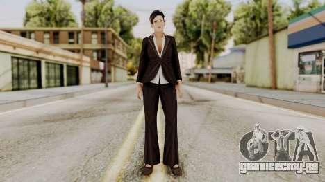 DOA 5 Miyako для GTA San Andreas второй скриншот