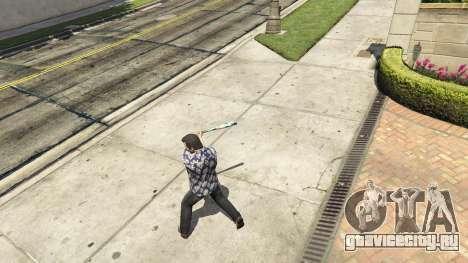 Аниме бита для GTA 5 четвертый скриншот