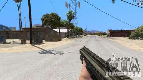 UTAS из Battlefield 4 для GTA 5 пятый скриншот