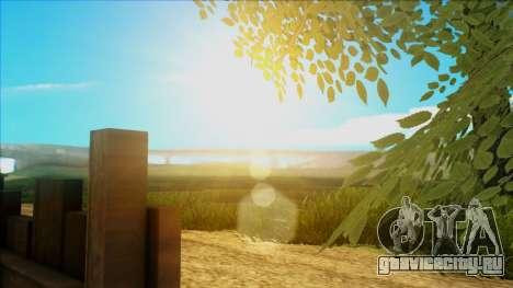 Fantastic ENB для GTA San Andreas шестой скриншот