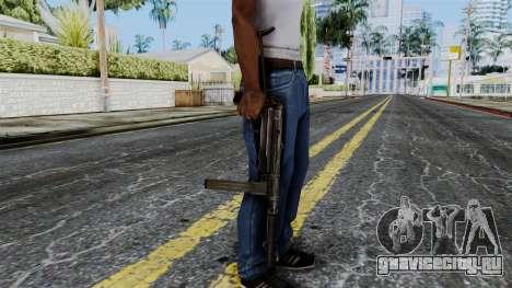 MP40 from Battlefield 1942 для GTA San Andreas третий скриншот