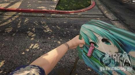 Аниме канистра для GTA 5 третий скриншот