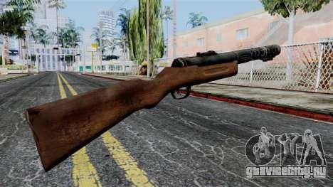 MP18 from Battlefield 1942 для GTA San Andreas второй скриншот