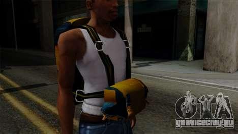 Brasileiro Parachute v2 для GTA San Andreas четвёртый скриншот