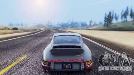 Project Reborn ENB Series для GTA San Andreas второй скриншот