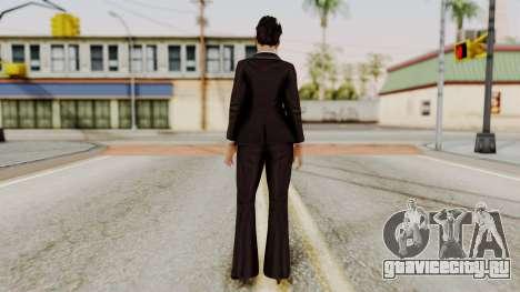 DOA 5 Miyako для GTA San Andreas третий скриншот