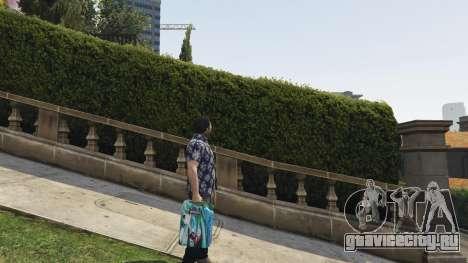 Аниме канистра для GTA 5