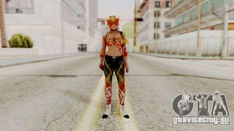 DOA 5 LaMariposa для GTA San Andreas второй скриншот