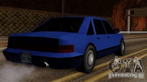 GTA 3 Premier для GTA San Andreas вид слева