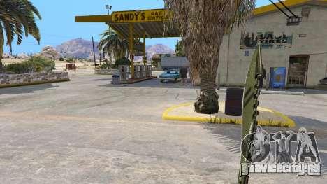 Нож Кукри для GTA 5 третий скриншот