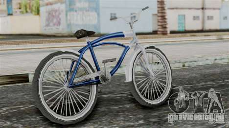 Aqua Bike from Bully для GTA San Andreas вид слева