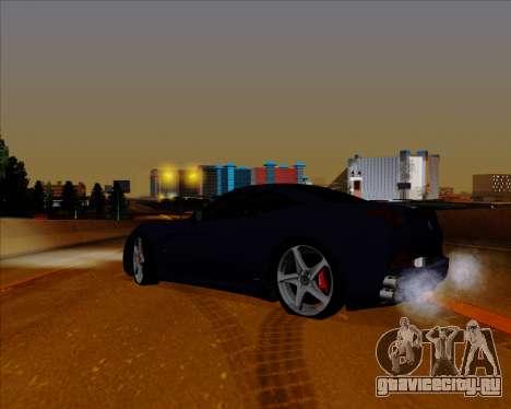Vitesse ENB V1.1 Low PC для GTA San Andreas четвёртый скриншот