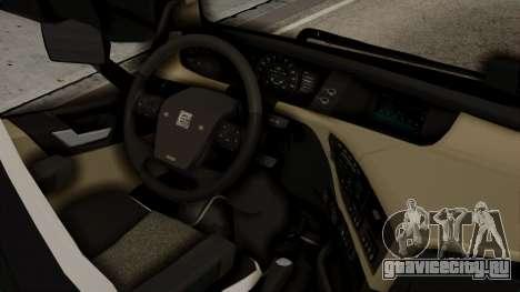 Volvo FH Euro 6 10x4 High Cab для GTA San Andreas вид справа