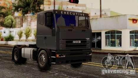 Iveco EuroStar Low Cab для GTA San Andreas