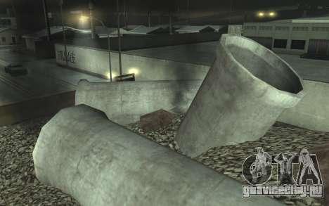 Ремонт дороги v2.0 для GTA San Andreas седьмой скриншот