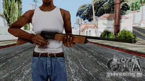 Browning Auto-5 from Battlefield 1942 для GTA San Andreas третий скриншот