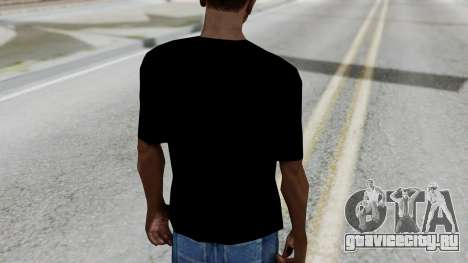 T-shirt from Jeff Hardy v1 для GTA San Andreas третий скриншот