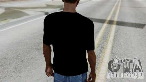 T-shirt from Jeff Hardy v1 для GTA San Andreas третий скриншот