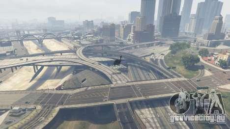 MH-60L Black Hawk для GTA 5 десятый скриншот