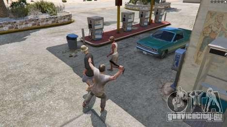 Нож Кукри для GTA 5 четвертый скриншот