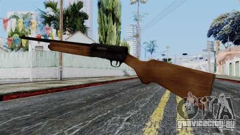 Browning Auto-5 from Battlefield 1942 для GTA San Andreas второй скриншот
