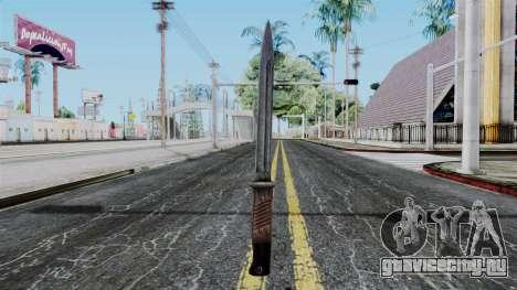 KAR 98 Bayonet from Battlefield 1942 для GTA San Andreas