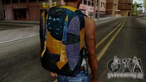 Brasileiro Parachute v2 для GTA San Andreas третий скриншот
