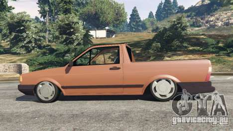 Volkswagen Saveiro Cli 1.6 [Edit] для GTA 5