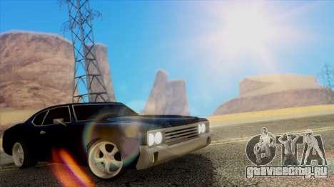 Fantastic ENB для GTA San Andreas седьмой скриншот