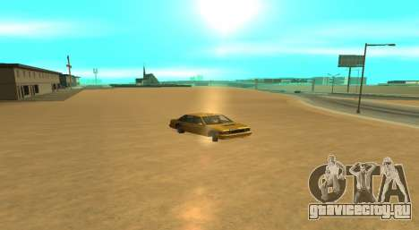 PS2 Graphics for Weak PC для GTA San Andreas третий скриншот