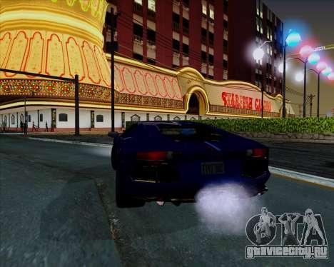 Vitesse ENB V1.1 Low PC для GTA San Andreas шестой скриншот