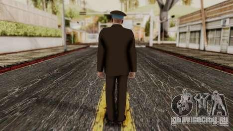 Старший прапорщик ВВС для GTA San Andreas третий скриншот