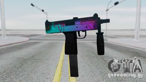MAC-10 Hotline Miami для GTA San Andreas