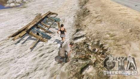 Стальная булава из TES IV Oblivion для GTA 5 шестой скриншот