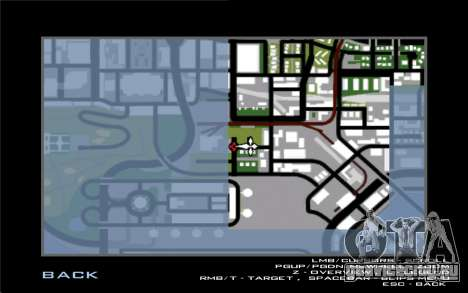Ремонт дороги v2.0 для GTA San Andreas девятый скриншот