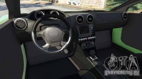 Arrinera Hussarya v2.0 для GTA 5 вид сзади справа
